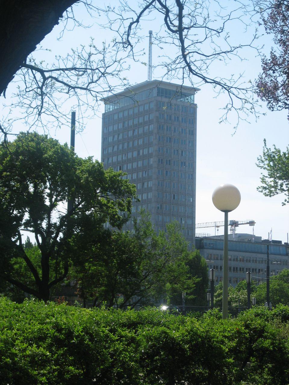 Ringturm - das älteste Hochhaus von Wien