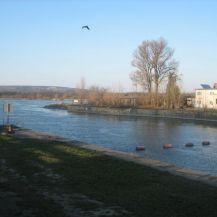 Donaukanalabzweiger bei Nußdorf