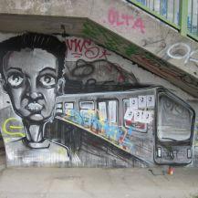 Grafitti_Ich_glaube_ich_nehme_besser_den_Zug