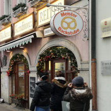 Korneuburg_Anstellen_in_Coronazeiten