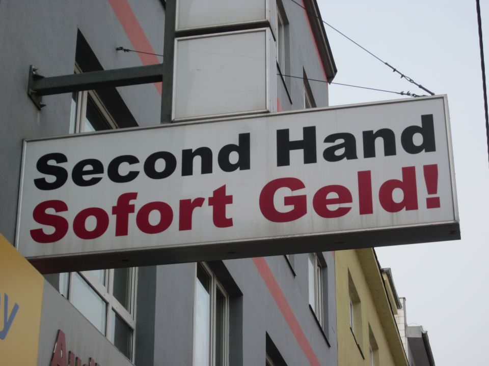Second Hand Shop in Wien