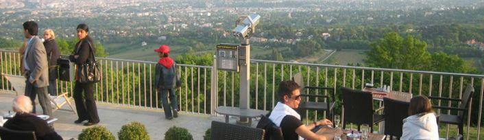 Aussicht vom Kahlenberg